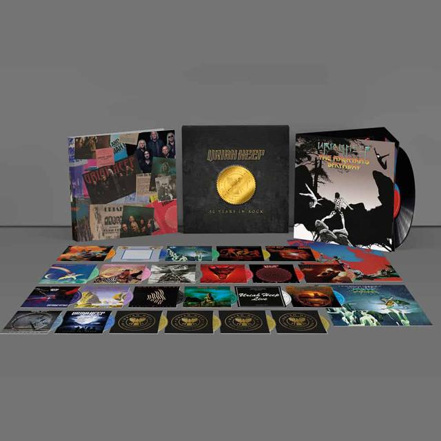 Uriah Heep / 50 Years In Rock