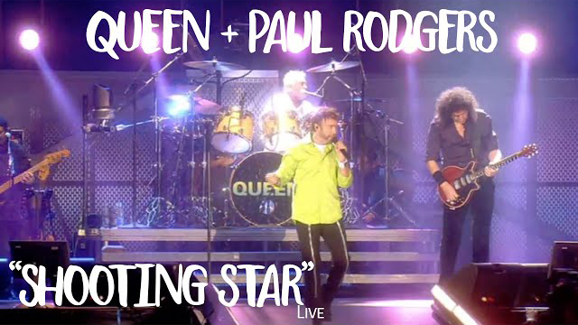 Queen + Paul Rodgers Performs Bad Company's