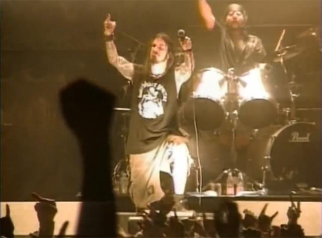 Pantera - F*cking Hostile Live on 8/26/2001
