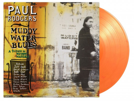 Paul Rodgers / Muddy Water Blues: A Tribute to Muddy Waters [180g LP / orange coloured vinyl]