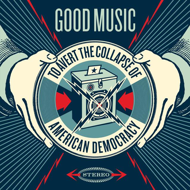 VA / Good Music to Avert the Collapse of American Democracy