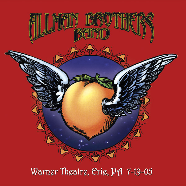 The Allman Brothers Band / Warner Theatre, Erie, PA 7-19-05