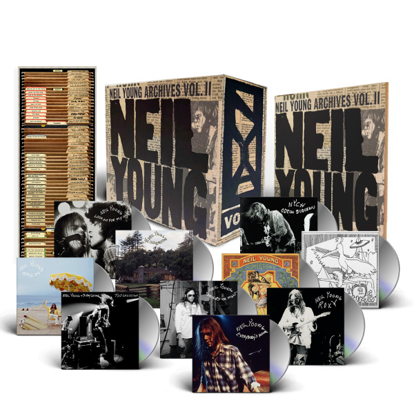 Neil Young / ARCHIVES VOL. II: 1972-1976 (RETAIL EDITION)
