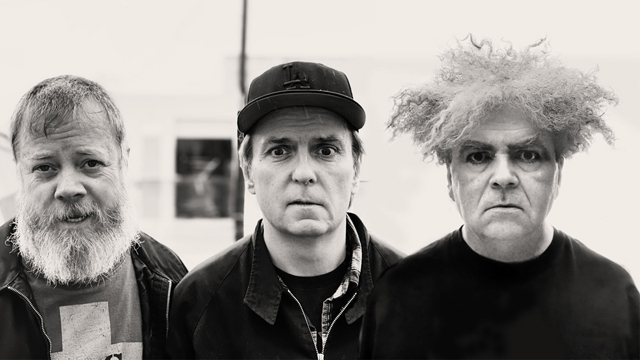 Melvins 1983, courtesy of the Melvins
