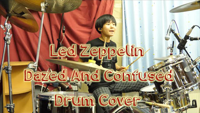 Led Zeppelin - Dazed And Confused / Covered by Yoyoka