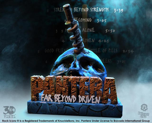 Pantera (Far Beyond Driven) 3D Vinyl Series Collectible Statue