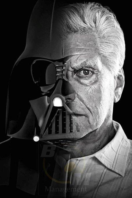 David Prowse, Man Behind the Darth Vader Mask,