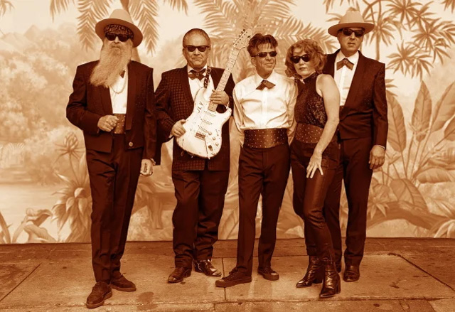 Billy Gibbons - New Year's Eve Livestream Concert