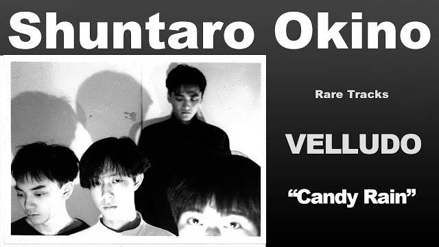 Velludo - Candy Rain (Unreleased/1988)