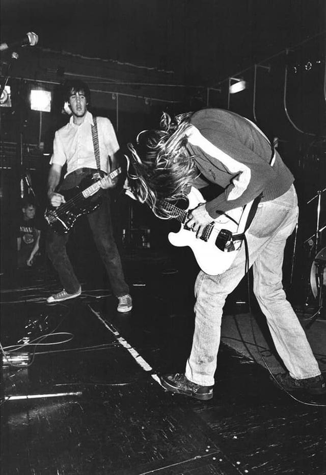 Nirvana - October 24, 1989 (Image: Richard Davis)