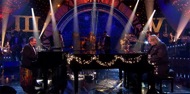 Rick Wakeman and Jools Holland – Rockin' the Boogie (Jools' Annual Hootenanny 2020/21)