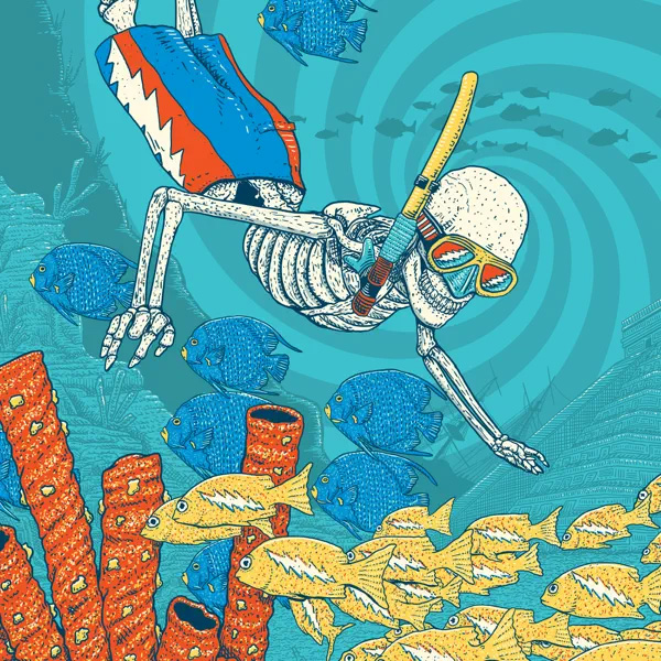 Dead & Company / Live at the Grand Moon Palace, Cancun, MX, 1/16/2020