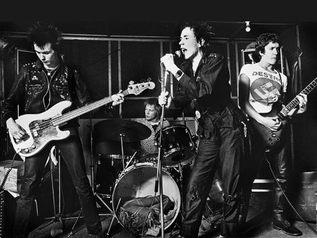 Sex Pistol - photo by RB/Redferns