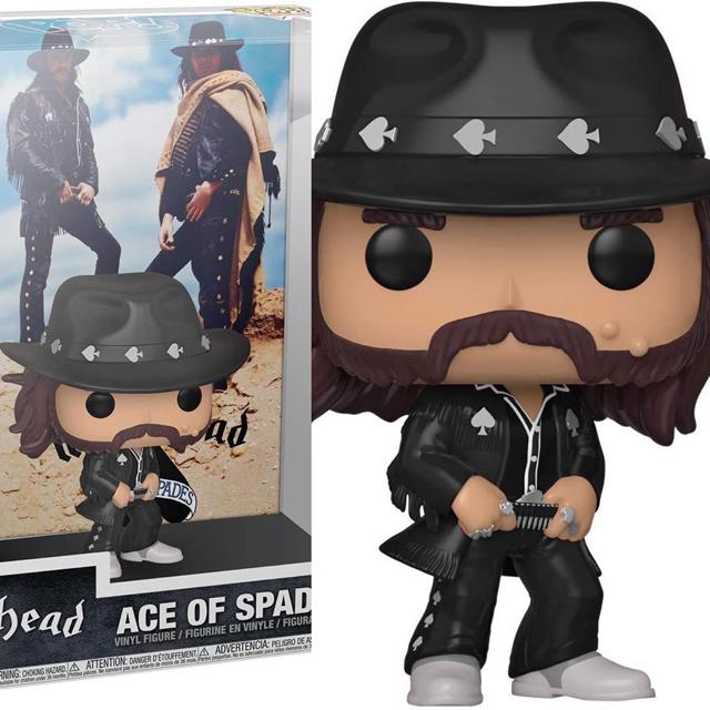 FUNKO POP! ALBUMS: Motörhead - Ace of Spades