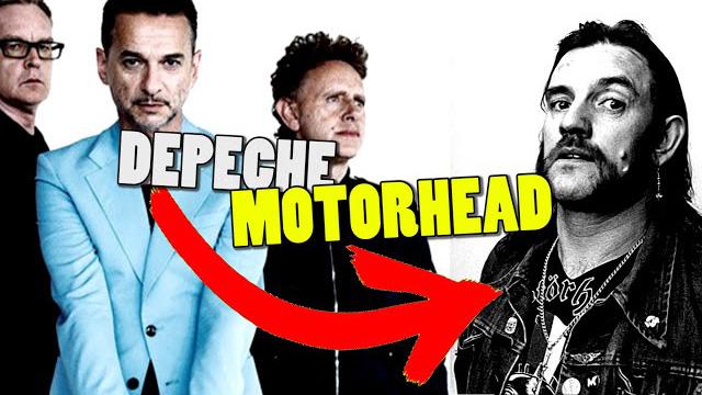 Denis Pauna / What If Motörhead wrote Personal Jesus (by Depeche Mode)