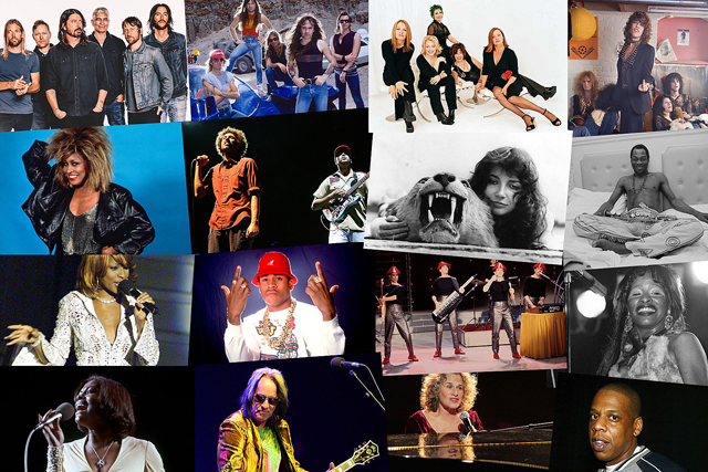 Nominated for Rock Hall of Fame 2021