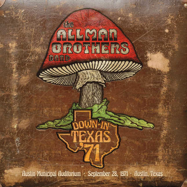 The Allman Brothers Band / Down In Texas '71