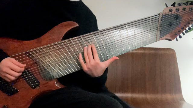 ichika Nito / I Play 14 String Guitar
