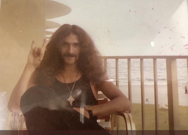 Geezer Butler 1971