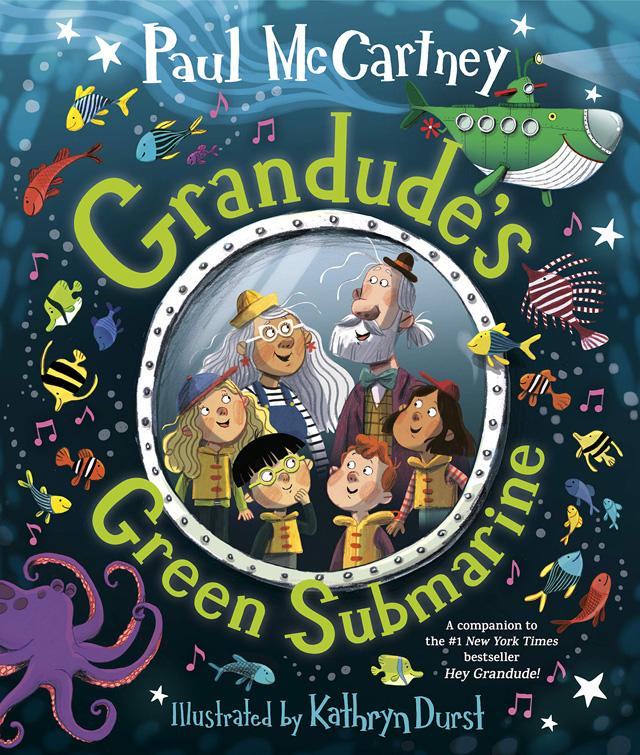 Paul McCartney / Grandude's Green Submarine