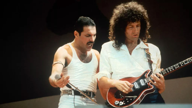 Queen (Image credit: FG/Bauer-Griffin/Getty Images)
