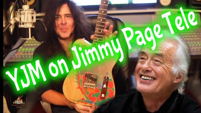 Yngwie Malmsteen on Jimmy Page Telecaster - Legendado PT-Brasil