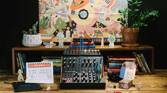 Moog Sound Studio (Image credit: Moog Music )