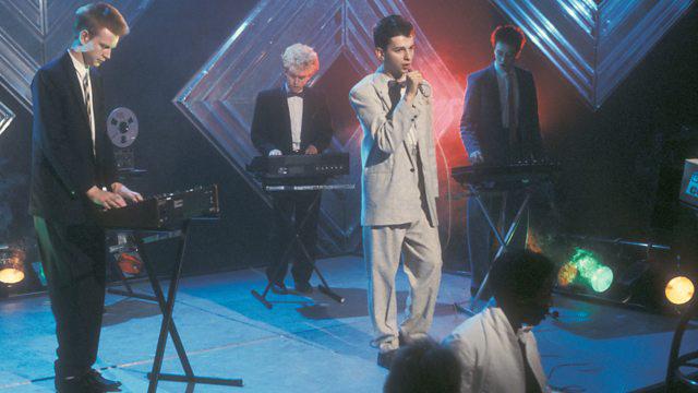 BBC Radio 6 Music - Depeche Mode Live