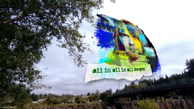 D.S. Bradfor - AR Music Icon Series - Kurt Cobain