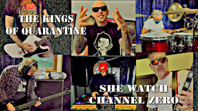 Faith No More, Cypress Hill, Beastie Boys, 311, Mastodon and more cover She Watch Channel Zero
