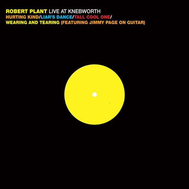 Robert Plant / Live at Knebworth