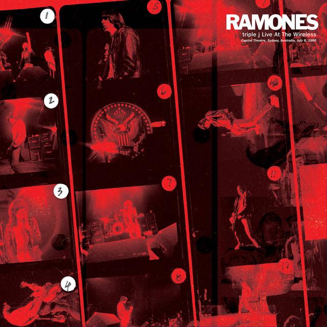 Ramones / triple J Live at the Wireless Capitol Theatre, Sydney, Australia, July 8, 1980