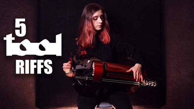Michalina Malisz / 5 Tool riffs on hurdy gurdy