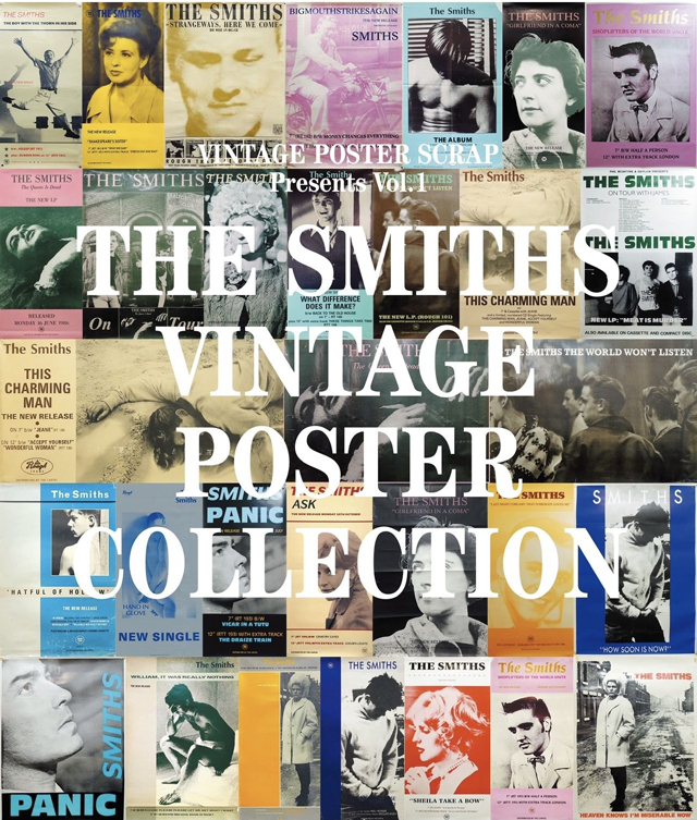 Grand Gallery - THE SMITHS VINTAGE POSTER COLLECTION