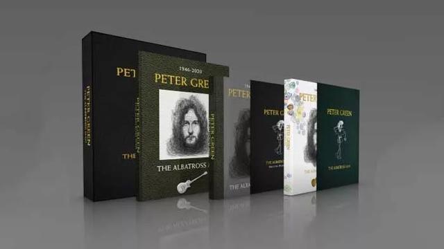 Peter Green - The Albatross Man