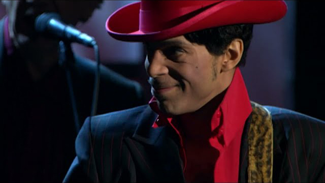 Prince Gently Weeping from Rock Hall 2004: NEW DIRECTOR'S CUT!