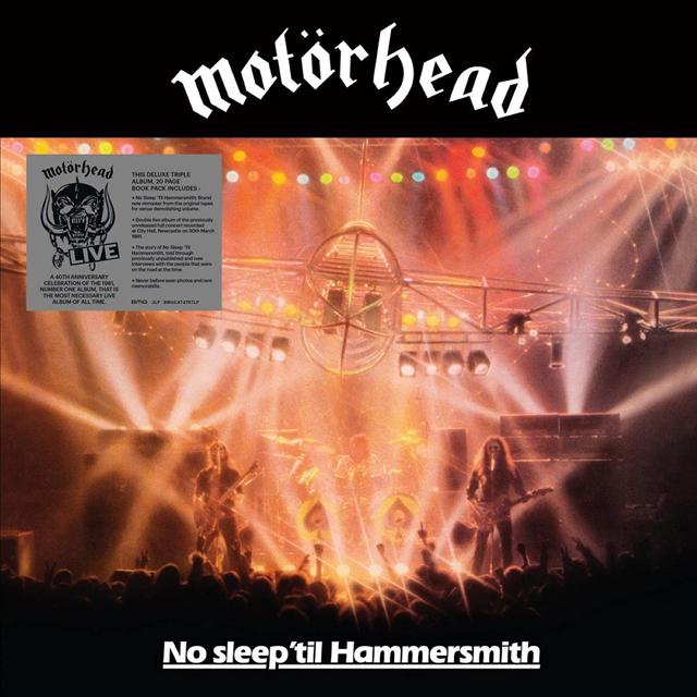 Motörhead / No Sleep 'Til Hammersmith (40th Anniversary)