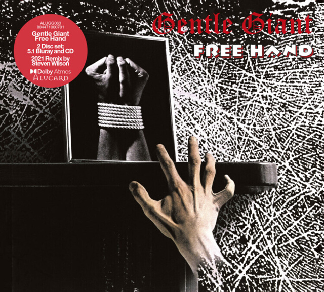 Gentle Giant / Free Hand (Steven Wilson Mix)