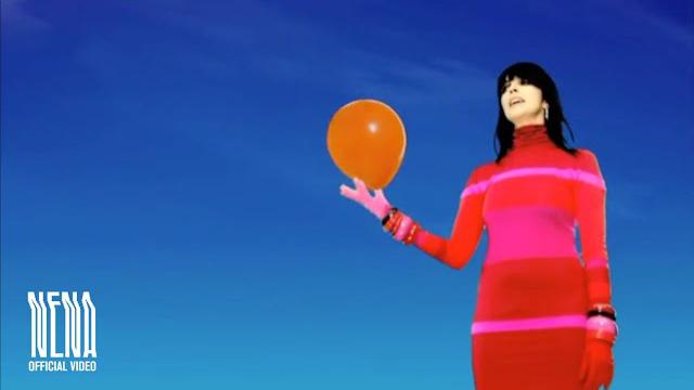 NENA | 99 ballons [Clip vidéo officiel] [2009]