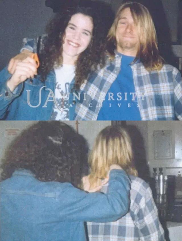 Kurt Cobain, Tessa Osbourne