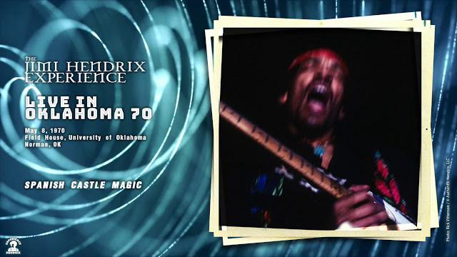 The Jimi Hendrix Experience: Live In Oklahoma '70