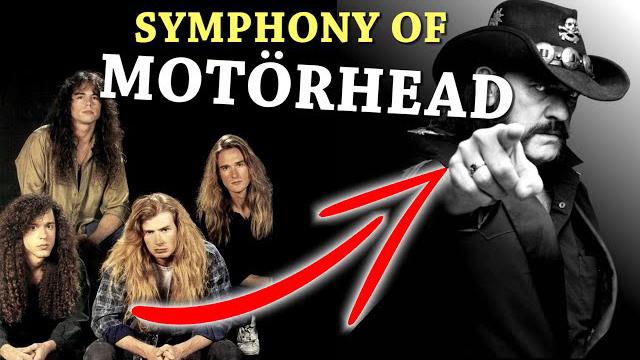 Denis Pauna - What If Motörhead wrote Symphony Of Destruction