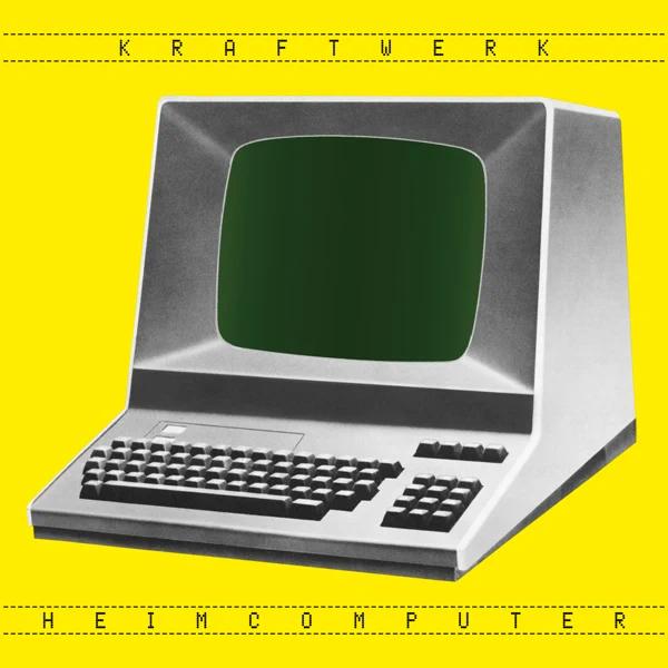 Kraftwerk / Heimcomputer (2021 Single Edit) - Single