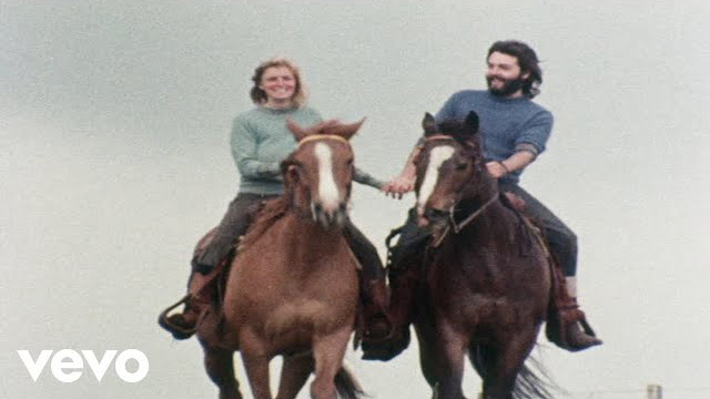 Paul McCartney, Linda McCartney - 3 Legs