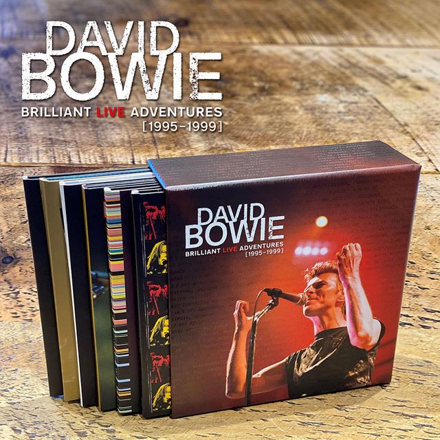 David Bowie / Brilliant Live Adventures
