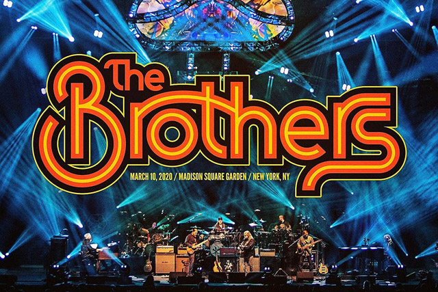 The Allman Brothers/March 10, 2020/Madison Square Garden/New York, NY