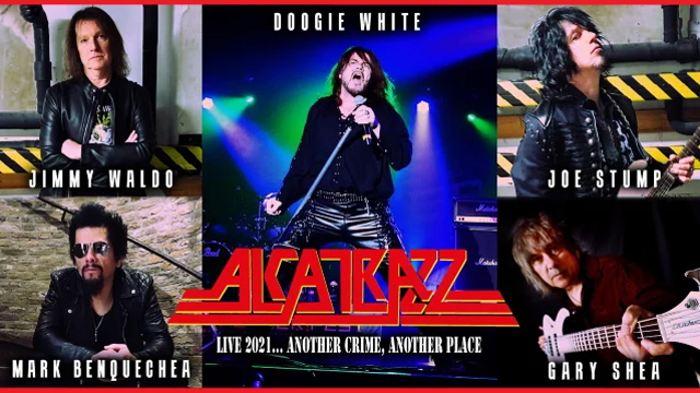 Alcatrazz [Doogie White-Fronted Version]