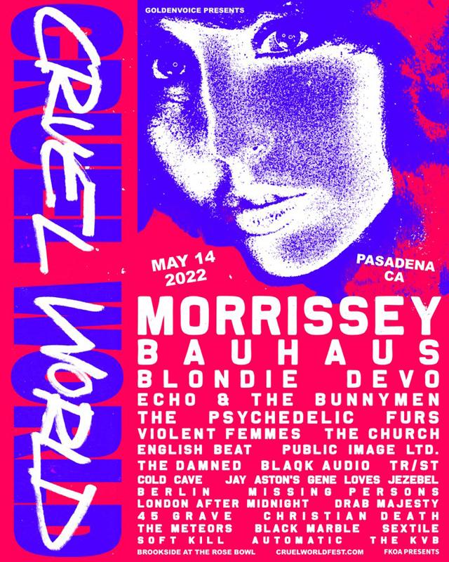 Cruel World Festival 2022