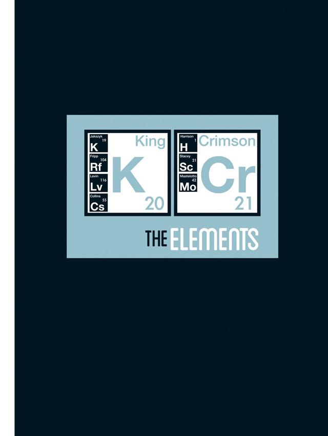 King Crimson / The Elements Of King Crimson - 2021 Tour Box