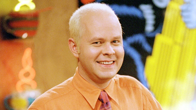 'Friends' Actor James Michael Tyler - Courtesy of NBC/Everett Collection